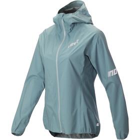 inov-8 AT/C FZ Stormshell Jacket Women blue grey